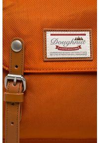 Doughnut - Plecak. Kolor: pomarańczowy