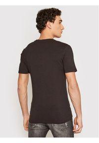Only & Sons - ONLY & SONS T-Shirt Basic 22020799 Czarny Slim Fit. Kolor: czarny