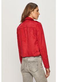 Różowa kurtka only bez kaptura