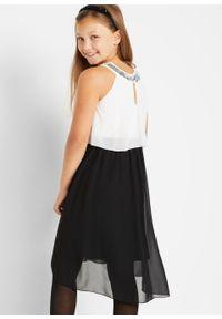 Biała sukienka bonprix