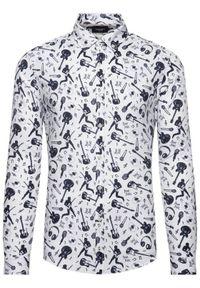 Biała koszula casual JOOP! Jeans