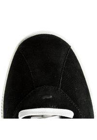 Czarne sneakersy BOSS z cholewką, na co dzień