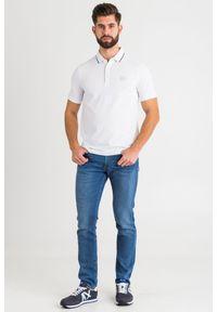 Koszulka polo Armani Exchange sportowa, polo, w jednolite wzory