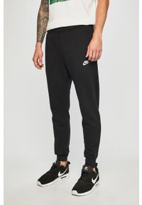 Czarne spodnie dresowe Nike Sportswear