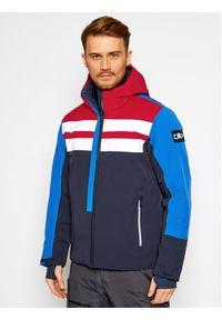 Kurtka sportowa CMP narciarska, w kolorowe wzory