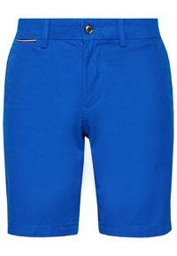 Niebieskie szorty TOMMY HILFIGER
