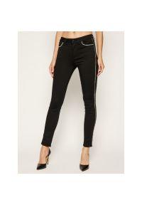 Czarne jeansy slim Marciano Guess