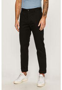 Czarne spodnie Tommy Hilfiger Tailored