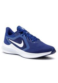 Niebieskie buty do biegania Nike z cholewką, Nike Downshifter