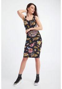 Versace Jeans Couture - NERKA VERSACE JEANS COUTURE. Wzór: nadruk, kolorowy #2
