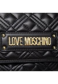 Love Moschino - LOVE MOSCHINO Plecak JC4133PP1DLA0000 Czarny. Kolor: czarny