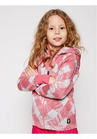 Różowa bluza sportowa Reima