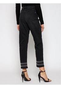 Czarne jeansy slim Persona by Marina Rinaldi