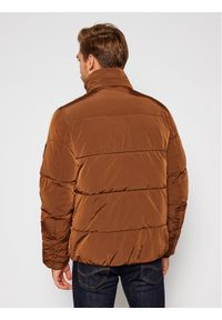 Brązowa kurtka puchowa Calvin Klein