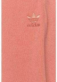Spodnie dresowe adidas Originals gładkie