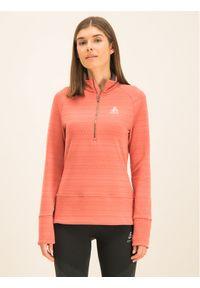Różowa koszulka sportowa Odlo