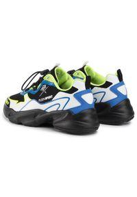 Czarne sneakersy Plein Sport