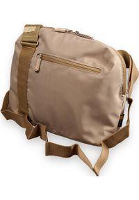 Beżowa torba na laptopa CASE LOGIC