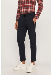 Niebieskie spodnie dresowe Strellson