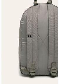 Szary plecak Under Armour w paski