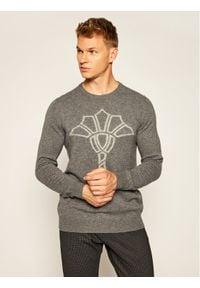 JOOP! - Joop! Sweter 17 JK-27Inko 30023846 Szary Regular Fit. Kolor: szary