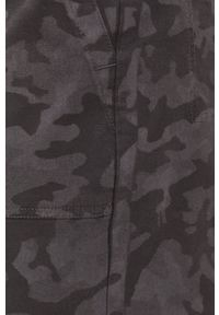 columbia - Columbia - Szorty jeansowe. Kolor: szary. Materiał: jeans #3