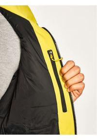 Żółta kurtka sportowa Eider narciarska