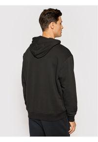 Puma Bluza Rebel 585742 Czarny Regular Fit. Kolor: czarny