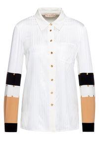 Biała koszula Tory Burch