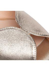 Złote sandały Baldaccini casualowe, na co dzień, z aplikacjami #6