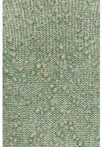 Zielony sweter Vero Moda długi, z długim rękawem