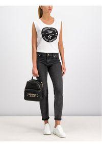 Biały top Versace Jeans