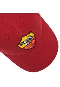 47 Brand - Czapka z daszkiem 47 BRAND - Roma Hat ITFL-MVP01WBV-TJB Red. Kolor: czerwony. Materiał: materiał, poliester