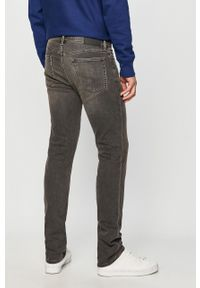 Szare jeansy GAP