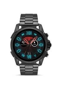 Szary zegarek Diesel smartwatch