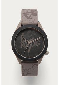 Szary zegarek Hype