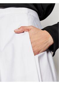Biała spódnica Luisa Spagnoli
