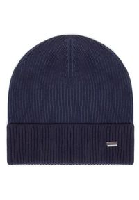 Niebieska czapka Strellson