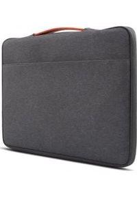 "Etui Jcpal Nylon Business Style Sleeve 16"" Szary. Kolor: szary. Materiał: nylon"