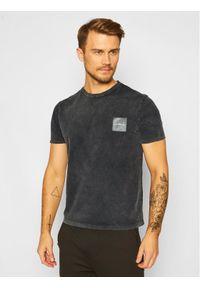 John Richmond T-Shirt Manasu RMA20110TS Szary Regular Fit. Kolor: szary