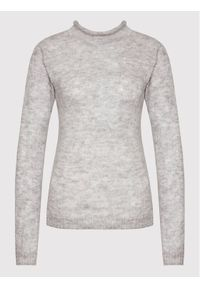 Max Mara Leisure Sweter Oder 33660716 Szary Regular Fit. Kolor: szary