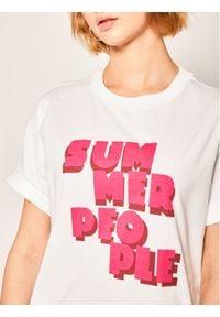 iBlues T-Shirt Aiello 79711002 Regular Fit. Kolor: biały #5