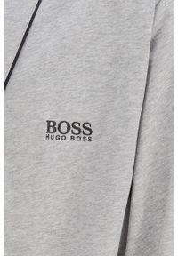 BOSS - Boss - Szlafrok. Kolor: szary