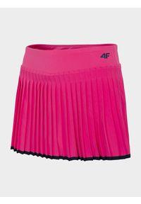 Różowa sukienka 4f sportowa, sportowa