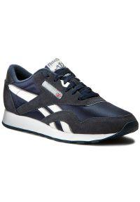 Niebieskie sneakersy Reebok