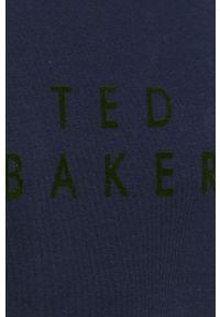Ted Baker - Piżama. Kolor: niebieski