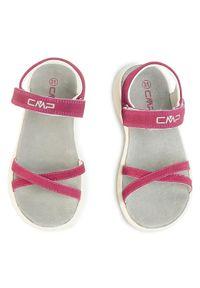 Fioletowe sandały CMP