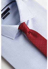 Brązowy krawat Mango Man