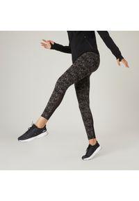 NYAMBA - Legginsy fitness. Materiał: bawełna, poliester, materiał, elastan. Sport: fitness