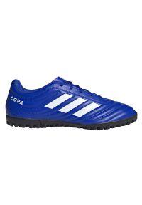 Adidas - Buty piłkarskie turfy adidas Copa 20.4 TF EH1481. Okazja: na imprezę. Materiał: skóra, syntetyk. Szerokość cholewki: normalna. Sezon: lato. Sport: piłka nożna